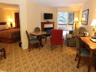 Deluxe 2 Bedroom Suite | Lake Louise Inn, Lake Louise - Lake Louise vacation rentals