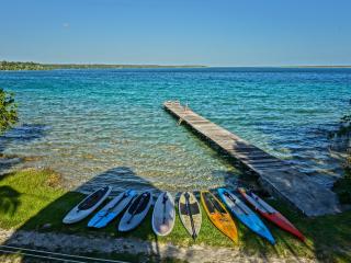 Buenavista Lagoon front Bungalow, Yoga & SUP - Bacalar vacation rentals
