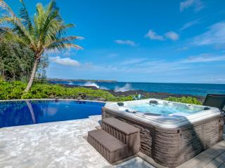 Mika Kai - Blue Hawaii Oceanfront - Keaau vacation rentals