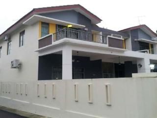 Family Style Double Storey House - Johor Bahru vacation rentals