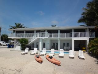 Family Retreat Oceanfront Home with Pool - Cudjoe Key vacation rentals