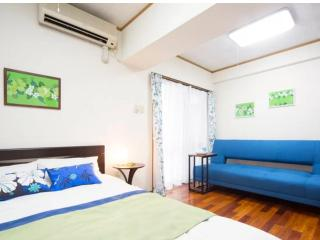 Clean Room. Max 3. Near the Airport - Naha vacation rentals