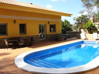 Villa Estela with private pool - Olivella vacation rentals