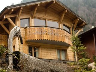 Perfect Chalet with Deck and Internet Access - Morzine vacation rentals