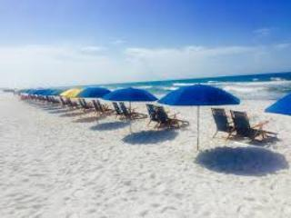 Island Sands 102 - Beach Front-only Steps To Beach - Fort Walton Beach vacation rentals
