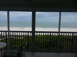 Sea Winds Beautiful Beach Front Condo #301 - Marco Island vacation rentals