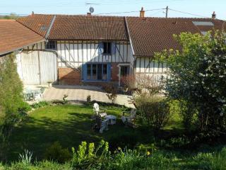 aux2cles chambre d'hôtes à val de vière 51340 - Vitry-le-Francois vacation rentals
