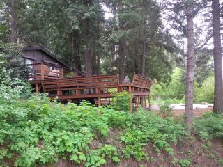 This Pet- Friendly, Cedar Forest Retreat - Sagle vacation rentals