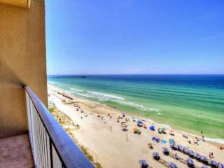 Beautiful Condo with Internet Access and A/C - Panama City Beach vacation rentals