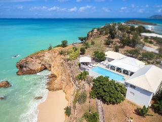 POINTE DES FLEURS...4 BR with private, secluded sandy beach - Baie Rouge vacation rentals