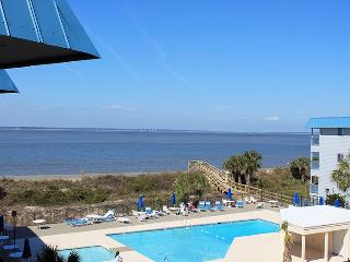 Savannah Beach & Racquet Club Condos - Unit B318 - Water View - Swimming Pool - Tennis - FREE Wi-Fi - Tybee Island vacation rentals