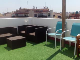 2 bedroom Penthouse with Garage in Valencia - Valencia vacation rentals