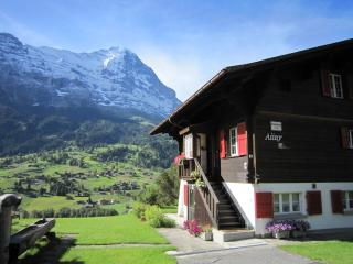 Holiday Apartment Chalet Aiiny - Grindelwald vacation rentals