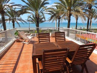 Arenal, Beach Front, 3 rooms, 2 baths, 2 terraces - Playa de Palma vacation rentals