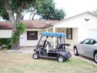 Two Golf Carts!!!  Spacious Furnished 2 Bed/2Baths - The Villages vacation rentals