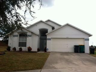 4BD house with private pool and games area - Orlando vacation rentals