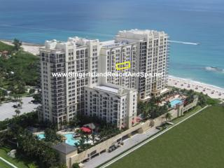 Condo-MarriottSingerIslandResort&Spa-17thFl-RareDiningTable-WiFI TVs-Free Inet - Singer Island vacation rentals