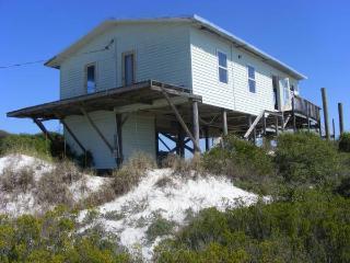 Dog Island Beach Front Home Gulf Coast Florida - Carrabelle vacation rentals