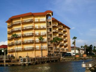 Galleon Bay condominium - bayfront with boat slips - Port Isabel vacation rentals