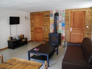 appartement dans chalet de montagne - Bozel vacation rentals