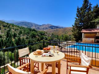 Nice Villa with Television and Housekeeping Included - Theriso vacation rentals