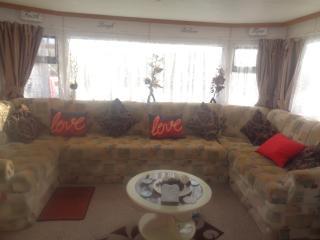 8 berth caravan KINGFISHER PARK INGOLDMELLS - Skegness vacation rentals
