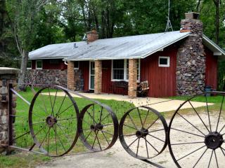 Wisconsin River front Cottage-Redstone - Mazomanie vacation rentals