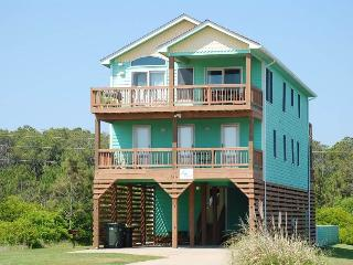 Bright 4 bedroom Nags Head House with Internet Access - Nags Head vacation rentals