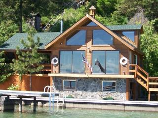 Romantic Boathouse with Television and Balcony - Somers vacation rentals