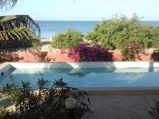 maison sur la  plage avec piscine - Palmarin vacation rentals