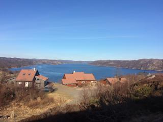 Holliday home at Korshamn with Panoramic view - Lyngdal vacation rentals