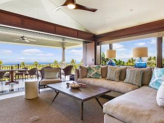 Luxury 3BD/3BA Four Seasons Villa Ocean Views - Kailua-Kona vacation rentals