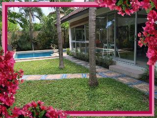 The Zoo - Fully enclosed 3 bd villa/pool Seminyak - Seminyak vacation rentals