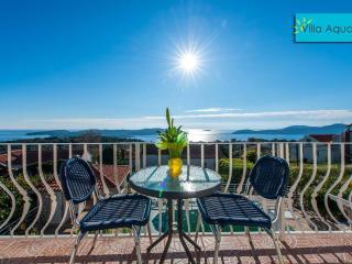 Villa Aquarius - Apartment 2 mit Balkon - Orasac vacation rentals