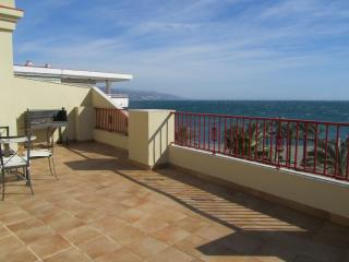 Bright Penthouse with Swing Set and Television - Castell de Ferro vacation rentals
