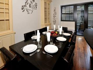 4BR/2.5BA Townhouse with Terrace - Upper East Side (100% Legal) - New York City vacation rentals