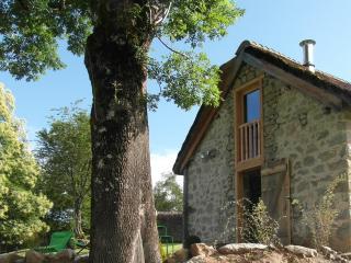 Chaumière cosy avec vue à 180° sur les Pyrénées - Erce vacation rentals