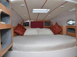 1 bedroom Yacht with A/C in Panaji - Panaji vacation rentals