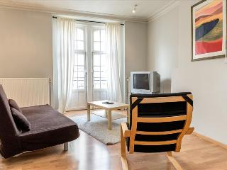 Spacious 1bdr w/balcony in Ixelles - Saint-Gilles vacation rentals