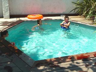 Studio design avec BBQ & piscine sécurisée - Cavalaire-Sur-Mer vacation rentals