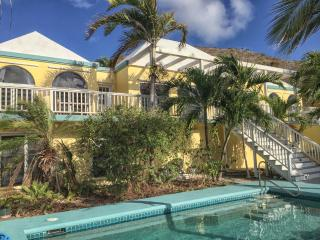 Apartment with ocean views and pool at The Palms - Christiansted vacation rentals