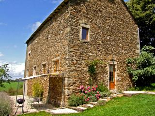 Luxury Converted Barn with Stunning Views - Rieupeyroux vacation rentals
