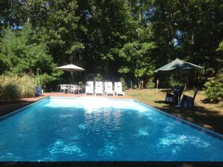 Very Private and Tranquil  House in wooded estate. - Southampton vacation rentals