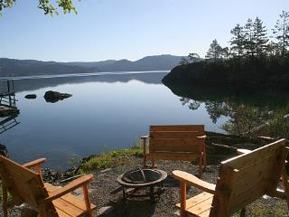 Oceanfront Cottage in a Private, Park-Like Setting - Sooke vacation rentals
