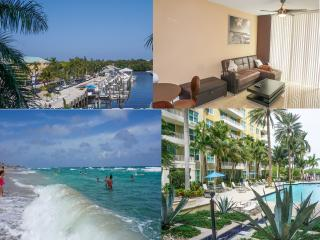 Luxury Beach Apartment-ocean view-beach 5 min walk - Boynton Beach vacation rentals