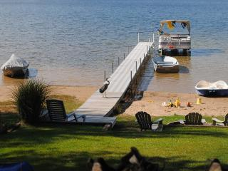 Beautiful Sunset! Sandy Beach! Pontoon!! - Twin Lake vacation rentals