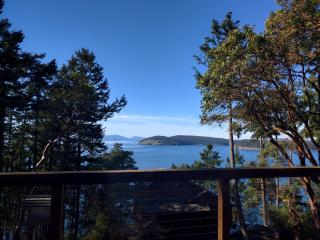 WESTSIDE Ocean View Vacation Home HOT TUB - Friday Harbor vacation rentals