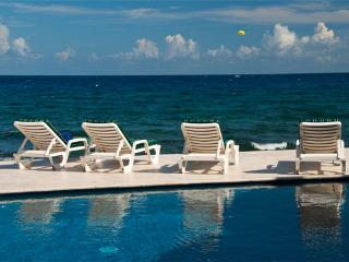 Vacation villa rental with ocean views - Puerto Aventuras vacation rentals