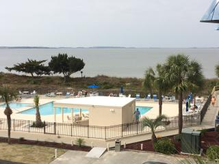 It's Delightful!  3RD-FLOOR VIEW; WIFI - Tybee Island vacation rentals