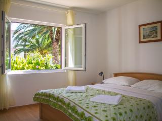 Apartment 2+1 just near the  beach with garden - Vela Luka vacation rentals
